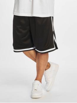Urban Classics Shortsit Stripes  musta