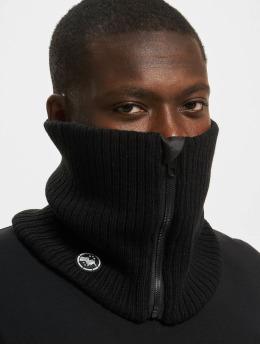 Urban Classics sjaal Knitted  zwart