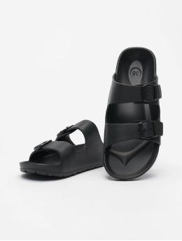 Urban Classics Slipper/Sandaal Gum  zwart