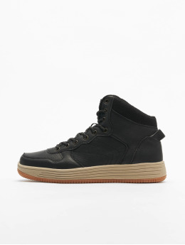 Urban Classics Sneakers High Top svart