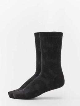 2-Pack Camo Socks Dark Camo