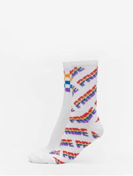 Urban Classics Sokken Pride Racing Socks 2-Pack bont