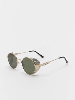 Urban Classics Sonnenbrille Sunglasses Sicilia goldfarben