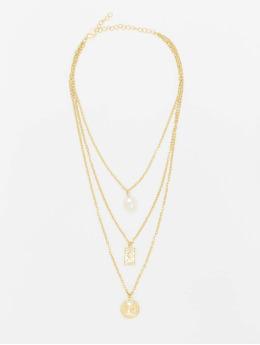 Urban Classics Sonstige Layering Pearl Basic goldfarben