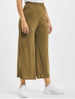 Urban Classics Spodnie wizytowe Modal  oliwkowy