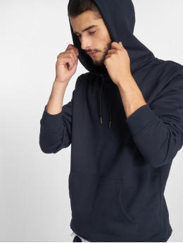 Urban Classics Sweat capuche Basic Sweat bleu