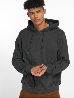 Urban Classics Sweat capuche Basic Terry gris