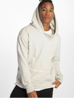 Urban Classics Sweat capuche Herringbone Terry gris