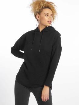 Urban Classics Sweat capuche Quilt Oversize noir
