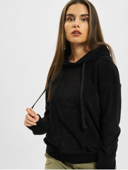 Urban Classics Sweat capuche Towel noir