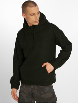 Urban Classics Sweat capuche Polar olive