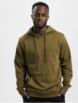 Urban Classics Sweat capuche  Basic Terry olive