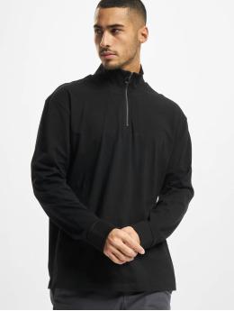 Urban Classics Swetry Heavy Troyer LS czarny