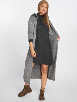 Urban Classics Swetry rozpinane Terry Long czarny