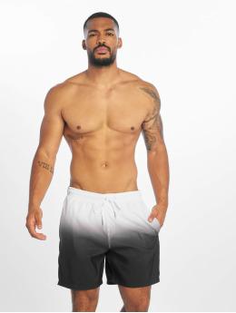 Urban Classics Swim shorts Dip Dye white