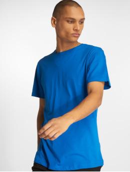 Urban Classics T-paidat Shaped Long sininen