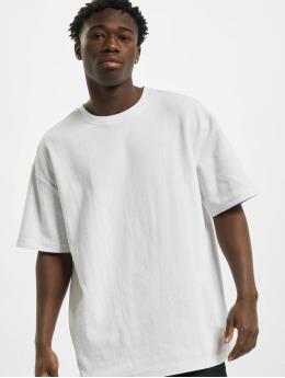Urban Classics T-paidat Oversized Waffle Tee valkoinen