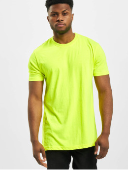 Urban Classics t-shirt Basic groen