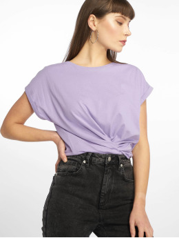 Urban Classics t-shirt Extended Shoulder paars