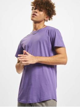 Urban Classics T-Shirt Shaped Long pourpre