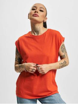 Urban Classics T-shirt Extended Shoulder rosso