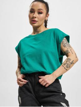 Urban Classics T-Shirt Extended Shoulder vert