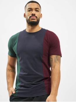 Urban Classics T-shirts Tripple grøn