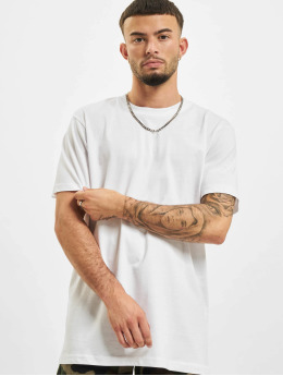 Urban Classics T-Shirty Basic bialy
