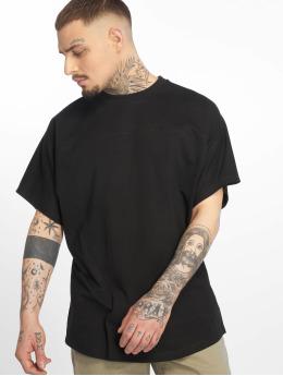 Urban Classics T-Shirty Batwing czarny