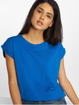 Urban Classics T-skjorter Extended blå