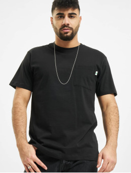 Urban Classics T-skjorter Organic Cotton Basic svart