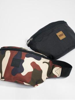 Urban Classics Tasche 2-Pack schwarz