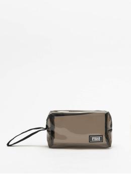 Urban Classics Tasche Tranparent Cosmetic schwarz