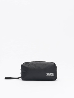 Urban Classics Tasche Recycled Ribstop Cosmetic  schwarz