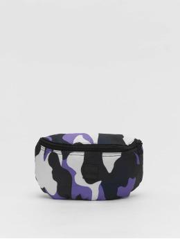 Urban Classics Tasche Camo Hip Waist violet