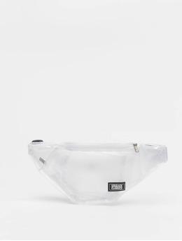 Urban Classics Tasche Transparent weiß