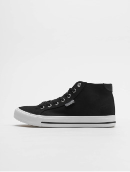 Urban Classics Tennarit High Top Canvas musta