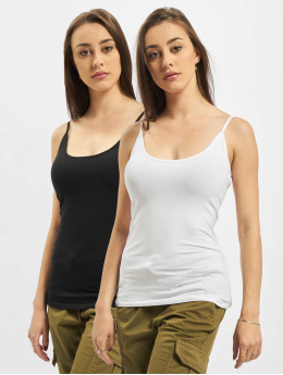 Urban Classics Top Ladies Basic Top 2-Pack black