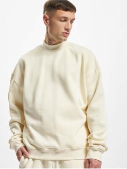 Urban Classics trui Mock Neck  beige