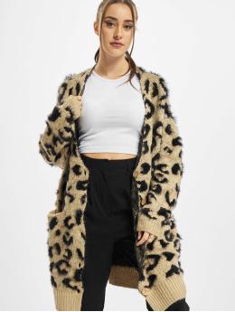Urban Classics vest Ladies Leo beige