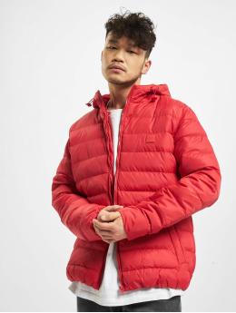Urban Classics Winter Jacket Basic Bubble red