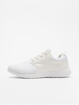 Urban Classics Zapatillas de deporte Light Runner blanco