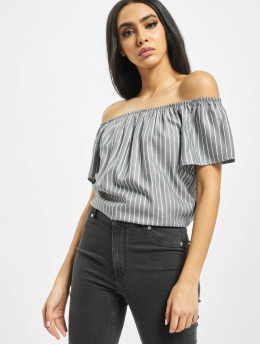 Urban Surface Blusa / Túnica Stripe  azul