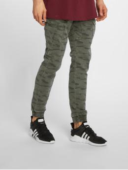 Urban Surface Cargo pants Military kamufláž