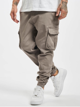 Urban Surface Chino bukser Cargo  grå