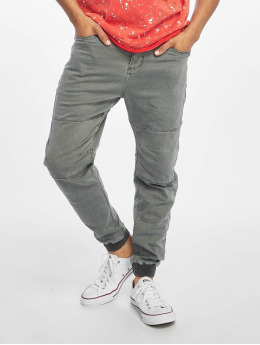 Urban Surface Chino Sweat Denim Optics  grau