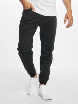 Urban Surface Chino Sweat Denim Optics schwarz