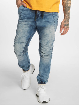 Urban Surface joggingbroek Haka blauw