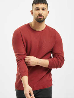 Urban Surface Jumper Crewneck red
