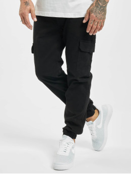 Urban Surface Pantalon cargo Multi noir